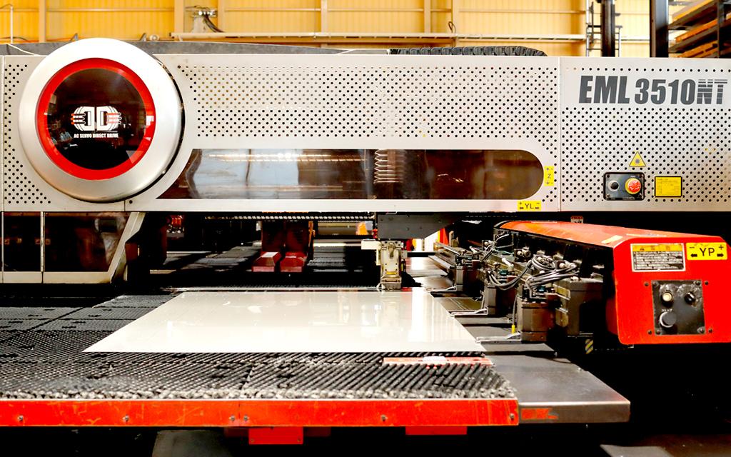 CO2レーザー複合機